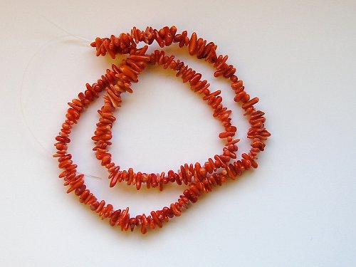 Korál červený 40cm
