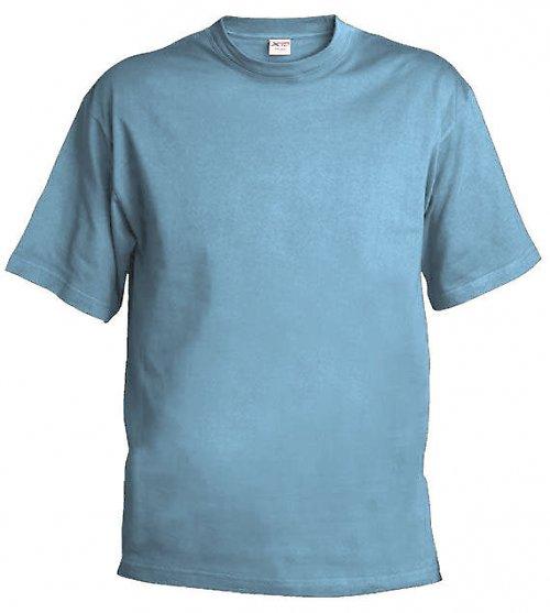 Triko bledě modré 155 g, M