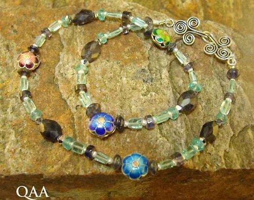 Little BLUE Necklace