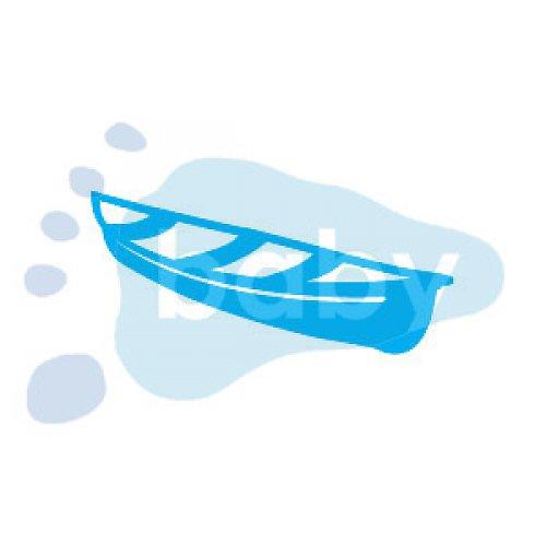 Razítko kanoe 10 x 4,5 cm