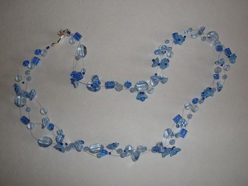 Zaplétaný náhrdelník