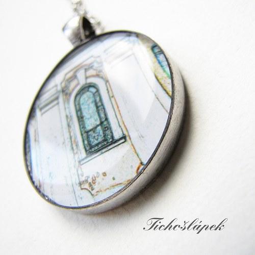 Zámek Lysá - náhrdelník