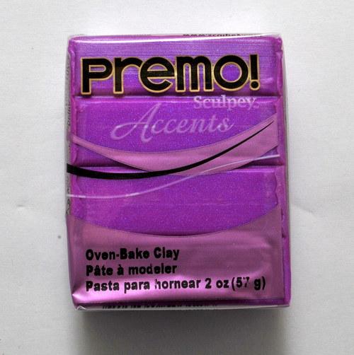 PREMO / Fialová perleťová (5031)