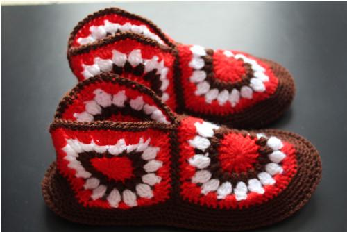 Červené bačkory
