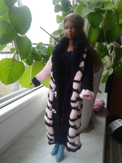 Svetřík pro Barbie