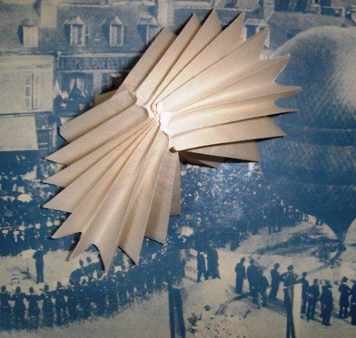 Papírkové plisé, bude velikonoční holubička ?