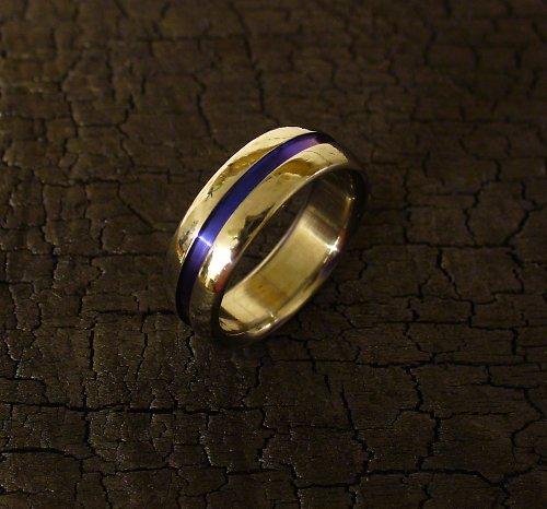 Prsten - titan