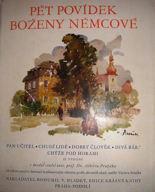 Pět povídek Boženy Němcové /1947/
