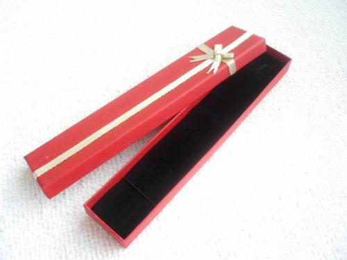 Krabička červená dlouhá