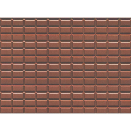 Fotokarton A4 - čokoláda
