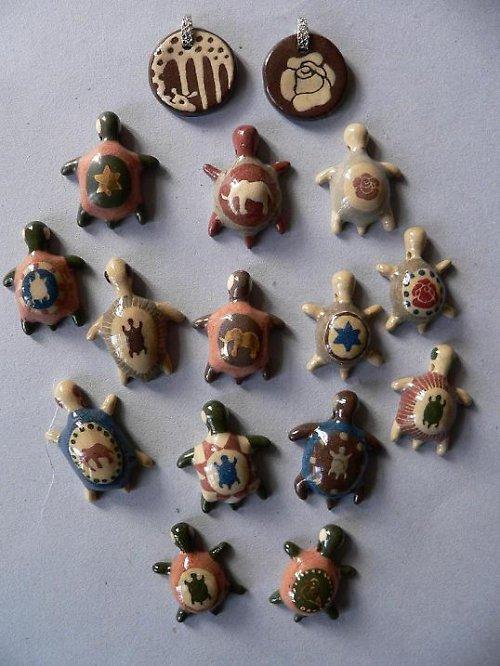 Šperk želvičky
