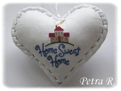 Home sweet home -srdce