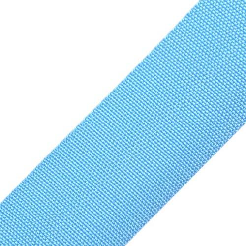 Popruh POP 5 cm - modrá světlá