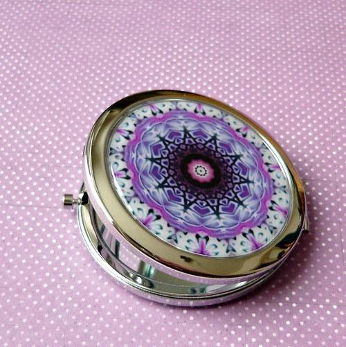 Zrcátko - fialové