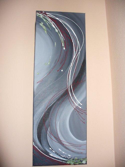 Obraz na plátně 20x60 cm