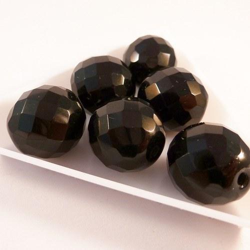 Ohňovky černé 16 mm 3 ks
