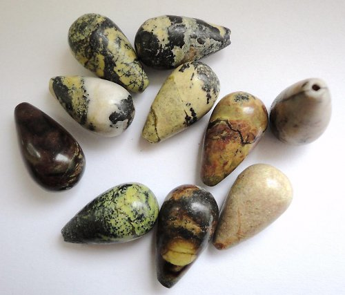 Minerál jaspis - kapka