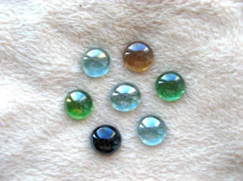 Skleněné kameny