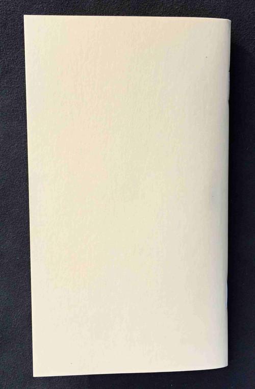 Papírová náplň do diáře /týden-nedat./ 15cm x8,5cm