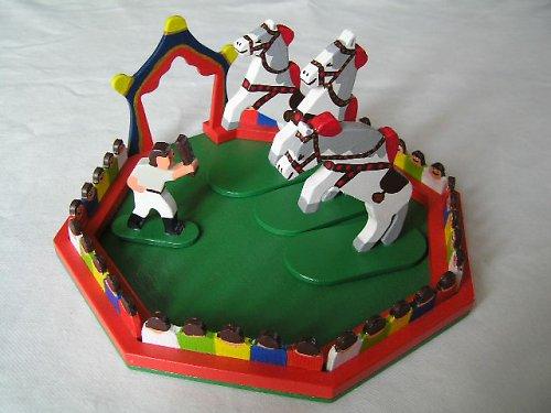 Cirkus - drevená hračka pre deti