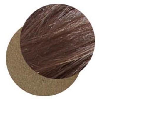 Přírodní barva na vlasy s hennou - tmavě hnědá