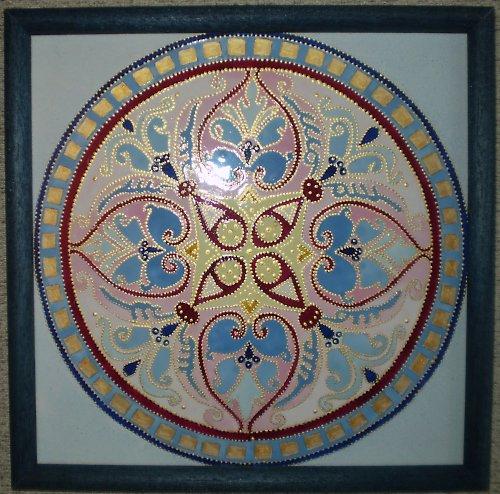 Orientální mandala