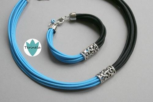 Náhrdelník  Two colors (C) design Terinela