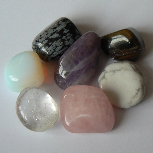 AKCE- 7 tromlovaných kamenů