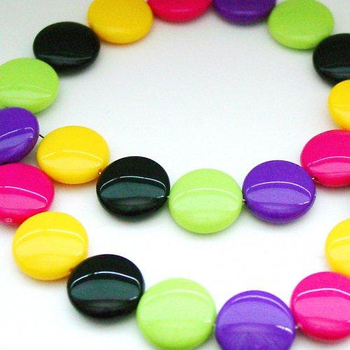 Lentilky - fialové  5 ks