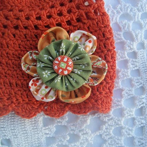 Spring cap I - Jarní čepička I