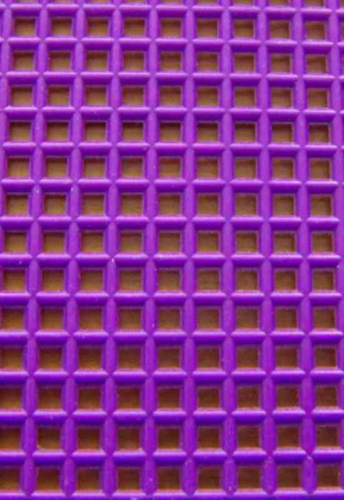 Plastová kanava I - tmavě fialová