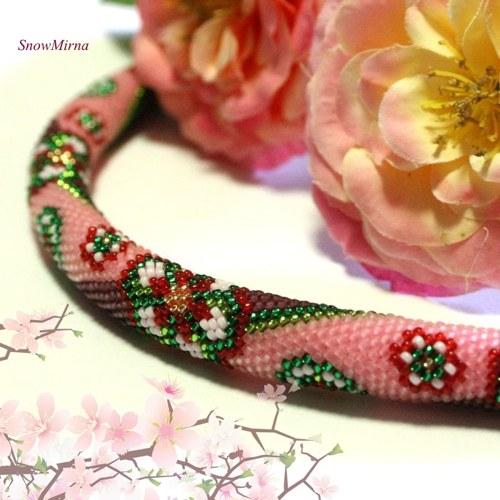 Náhrdelník - Kimono