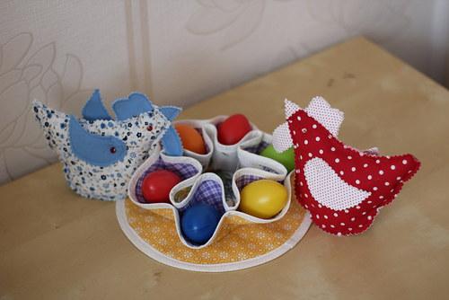 Velikonoční vajíčkovník VII.