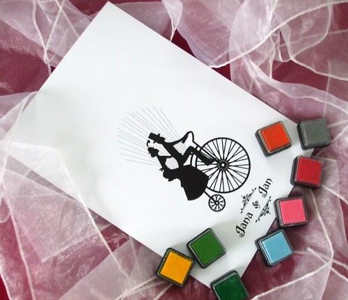 Svatební kolo - netradiční kniha hostů