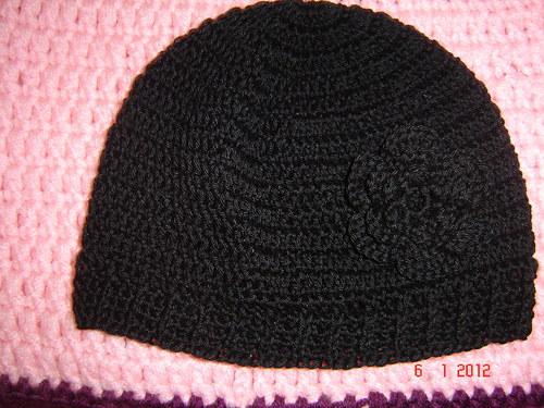 podzimní čepice