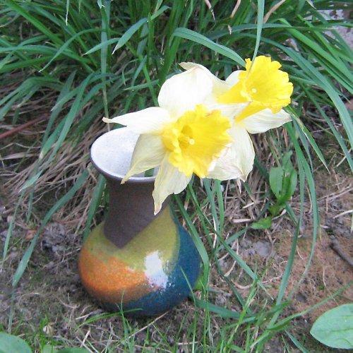 váza duhovka