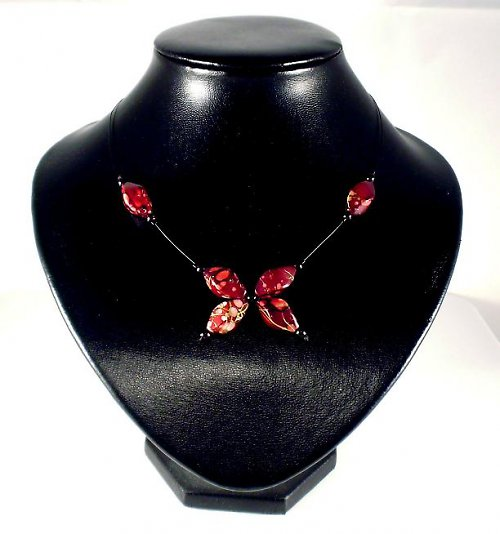 Wine - náhrdelník