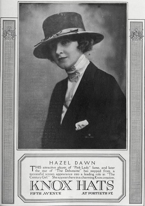 Modelky 1917