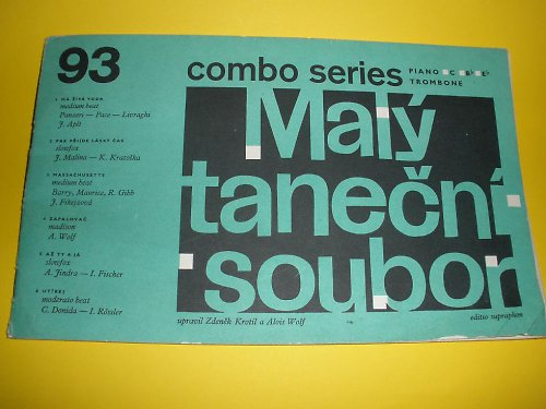 93 mladý taneční soubor1968
