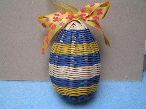 velikonoční vajíčka z pedigu