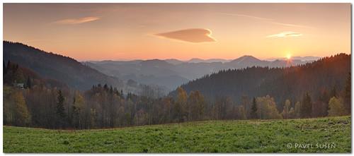 Kysuce - podzimní pozdrav ze Slovenska
