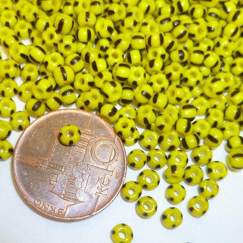 Rokajl  dvoubarevný  4 mm  50 gr
