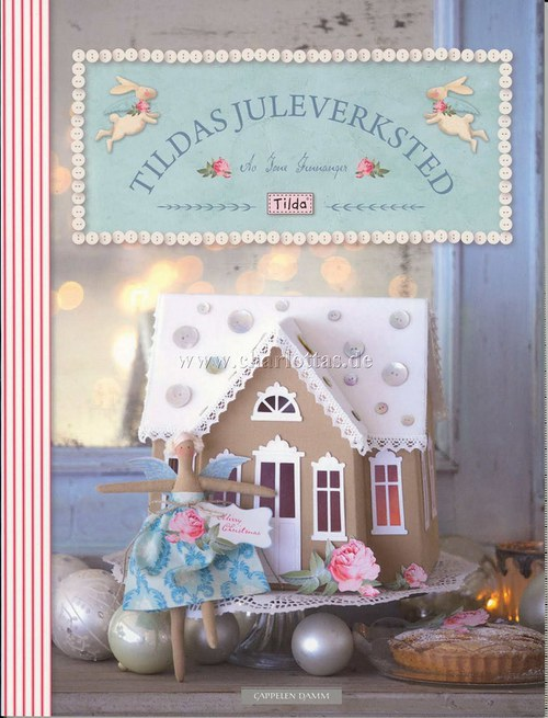 Tildas Christmas Workshop- Tildas Julewerksted