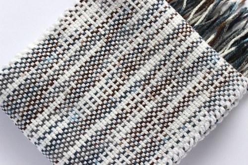 pánská tkaná šála