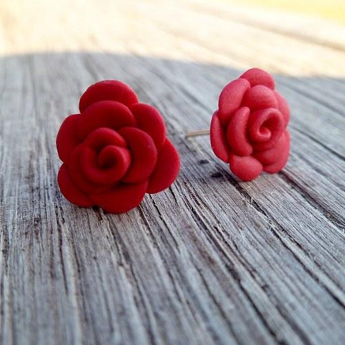 Náušnice Rose