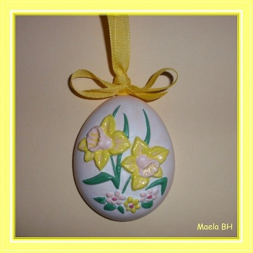 Malované vajíčko
