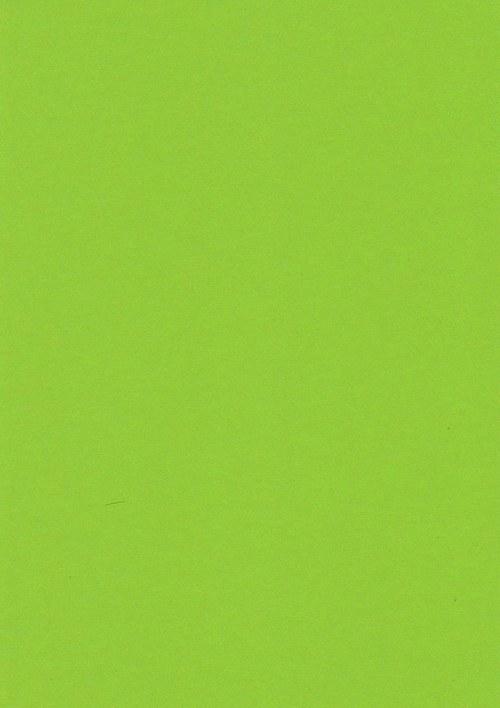 Fotokarton A4 jablkově zelený