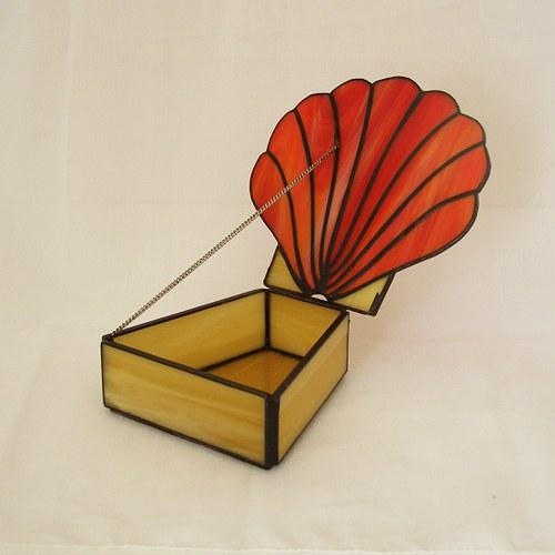 Šperkovnice - Red Shell