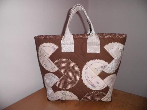Patchworková taška- Aurélie