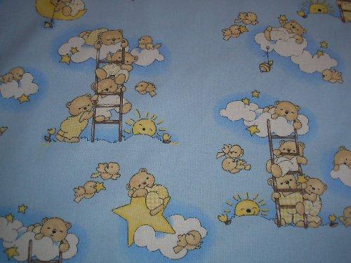 dětská látka - metráž - medvídci